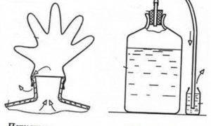 3 варианта гидрозатвора для вина на скорую руку