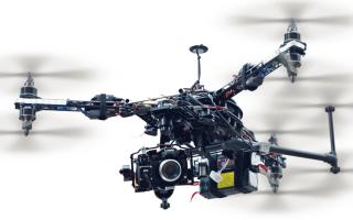 Мини-квадрокоптер с камерой своими руками