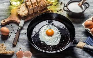 Как обработать чугунную сковороду перед первым применением?