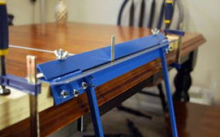 Простейший инструмент для гибки металла