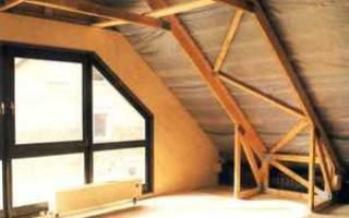 Как правильно построить мансардную крышу?
