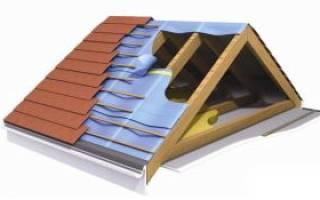 Правильная укладка профнастила на крышу