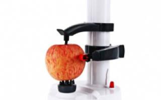 Как итальянец сделал автомат для чистки яблок