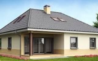 Как построить вальмовую крышу дома?