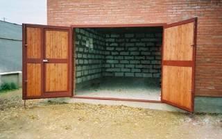 Из какого материала можно построить гараж?