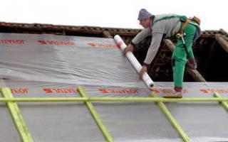 Как правильно делать гидроизоляцию крыши?
