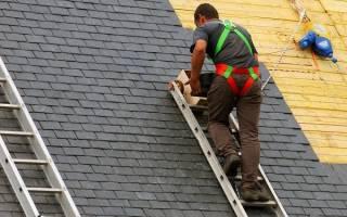 Как крепить гибкую черепицу к крыше?