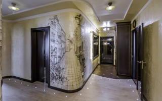 Какую декоративную штукатурку выбрать для коридора?