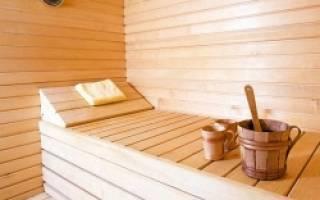 Гидроизоляция пола в бане в помывочной