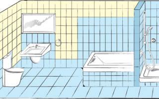 Как сделать гидроизоляцию в ванной?