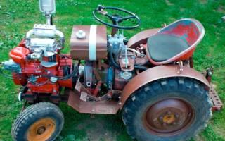 Как построить трактор своими руками?