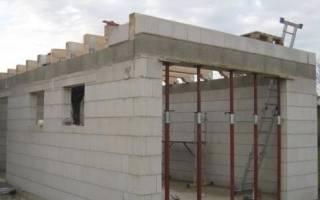 Как построить гараж из сибита?