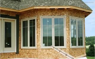 Как построить дом из ОСБ панелей своими руками?
