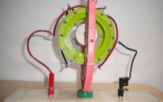 Как сделать простой герконовый двигатель своими руками