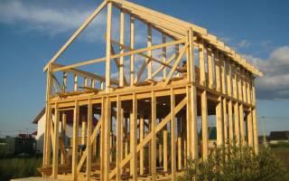 Как правильно построить каркасный дом своими руками?