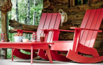 Как своими руками сделать кресло-качалку из дерева