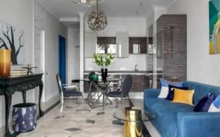 Дизайн интерьера кухни гостиной: современные идеи и фотографии
