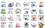 Как получить бесплатные стикеры Вконтакте