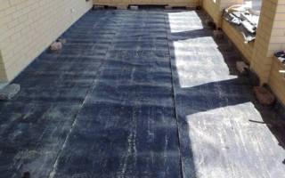 Как сделать гидроизоляцию бетонного пола?