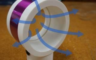 Как сделать лопасти для вентилятора при помощи 3D-ручки