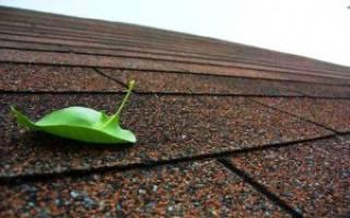 Виды гибкой черепицы для крыши