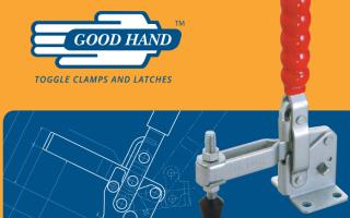 Ручной зажим-ножницы для быстрой фиксации заготовок
