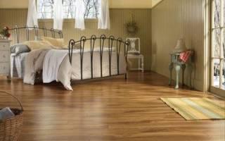 Какой линолеум лучше для спальни?