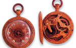 Как сделать деревянные наручные часы