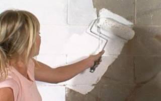 Гидроизоляция стен дома изнутри