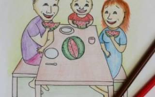 Как провести на даче время с семьей