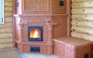 Как построить печь для дома своими руками?
