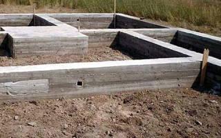 Гидроизоляция фундамента зданий и сооружений