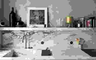 Мрамор в интерьере