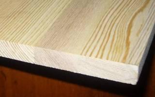 Как склеить деревянные щиты без вайм и прессов