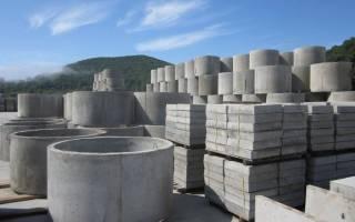 Гидроизоляция колодцев из бетонных колец СНИП