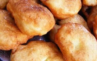 Как приготовить вкусные пончики дома