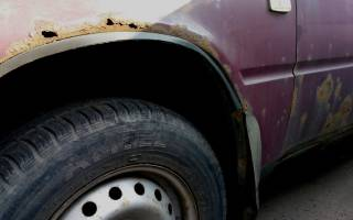 Самый простой и эффективный метод цинкования автомобиля