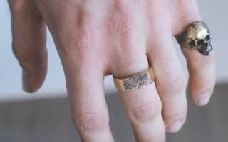 Кольцо из латуни, литьё в гаражных условиях