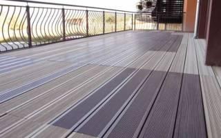 Укладка гидроизоляции на балконе