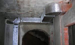 Как сделать вентиляцию в подвале многоквартирного дома?