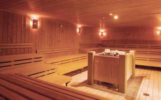 Как сделать баню в подвале частного дома?