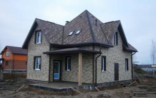Как построить дом из арболита?