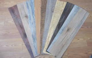 Плюсы и минусы кварцвиниловой плитки