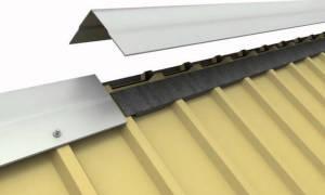 Как поднять профнастил на крышу?