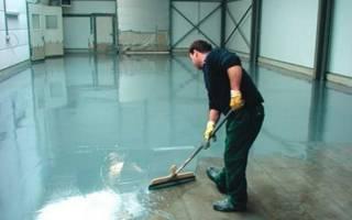 Применение жидкого стекла для гидроизоляции бетона