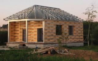 Как построить здание из металлоконструкций?
