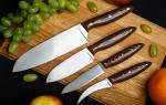 Делаем приспособление для заточки ножей