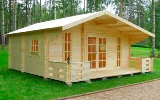 Как построить дом из досок своими руками?