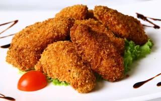 Рецепт курицы KFC