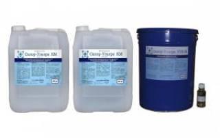 Полиуретановая гидроизоляция для фундамента